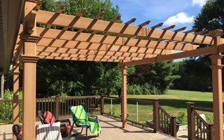 Outdoor Living Construction New Haven County CT.