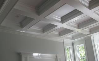Custom Carpentry, Built-Ins, And Trim Work.