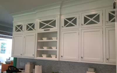 Custom Cabinets And Cabinet Installation New Haven County CT.