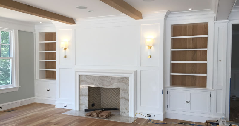 Custom Carpentry Projects New Haven County CT.