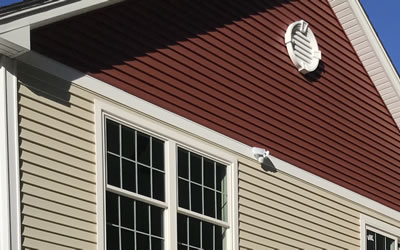 Exterior Siding Replacement Vinyl and Wood New Haven County CT.