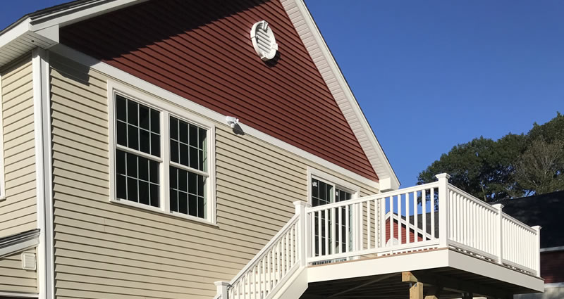 Wood Siding Repair and Replacement